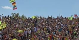 Zuschauerzahlen Pramac Motorrad Grand Prix Deutschland