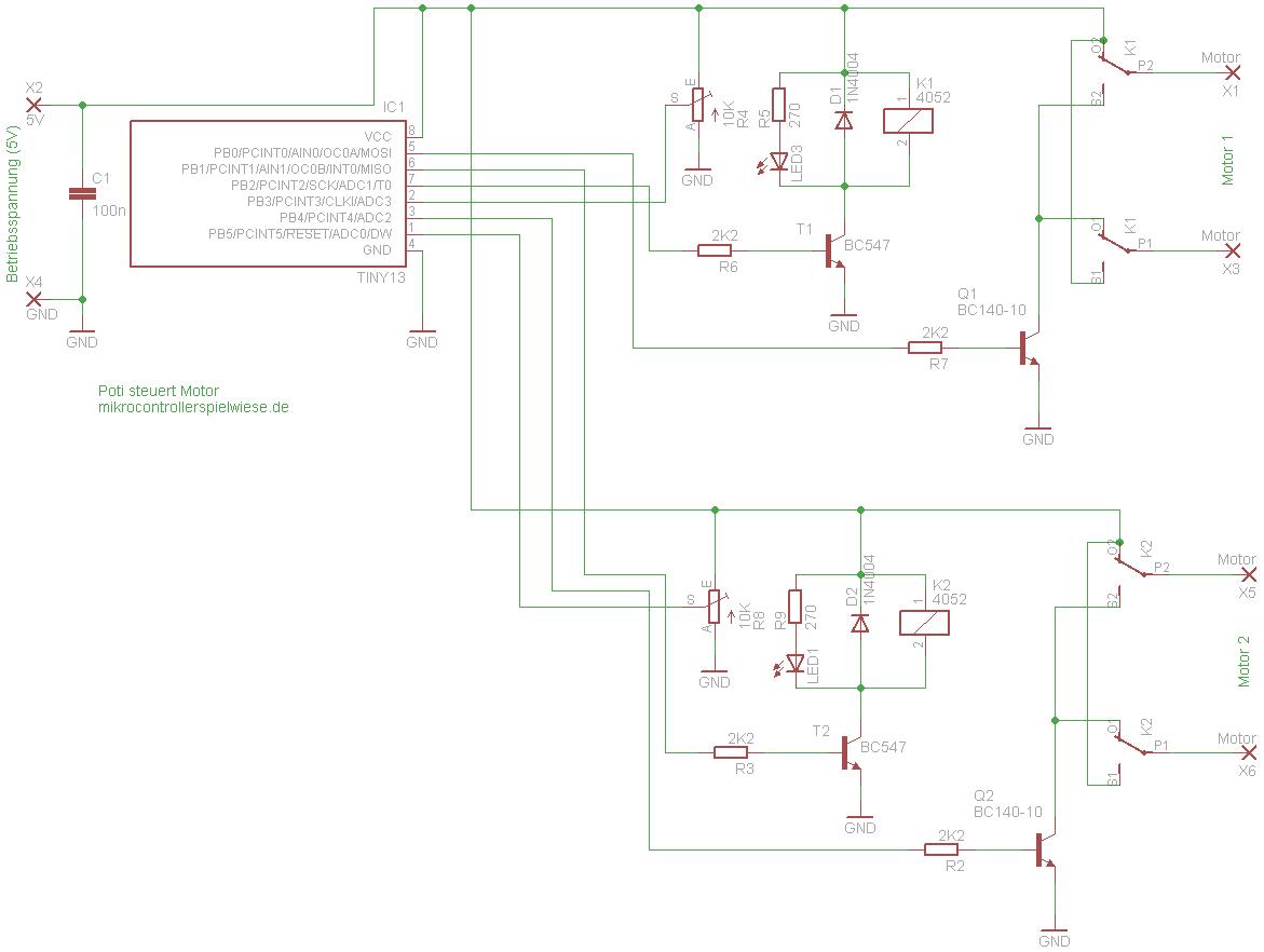Mikrocontrollerspielwiese