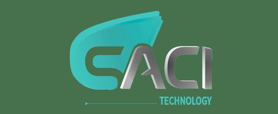 logo saci technology home