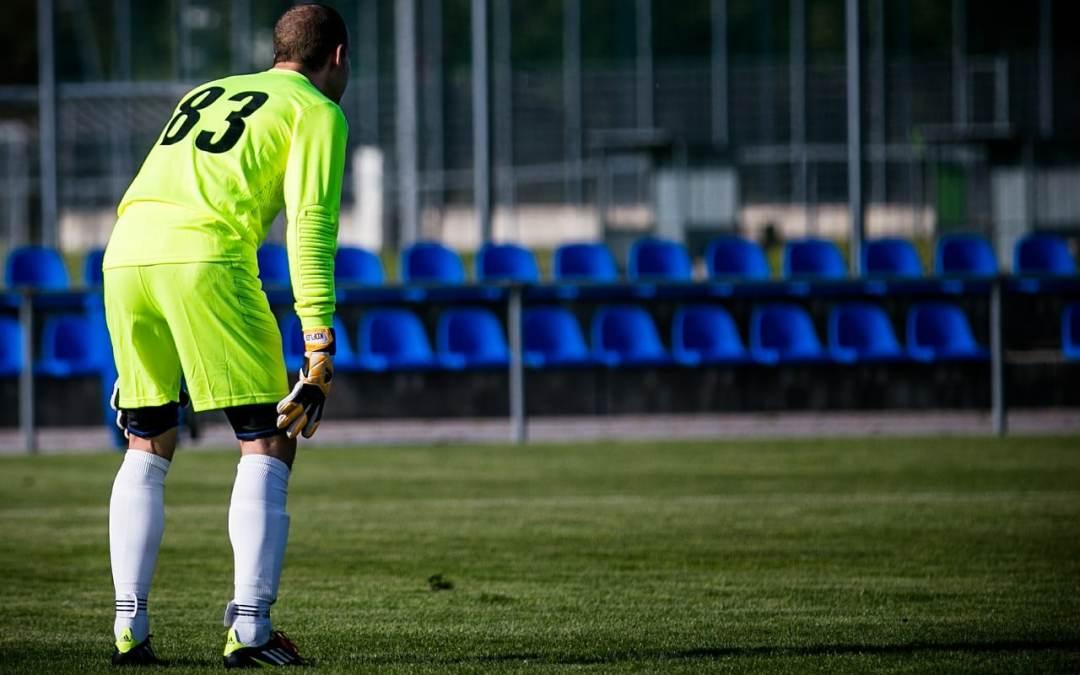 A los porteros de fútbol también les gusta el número pi
