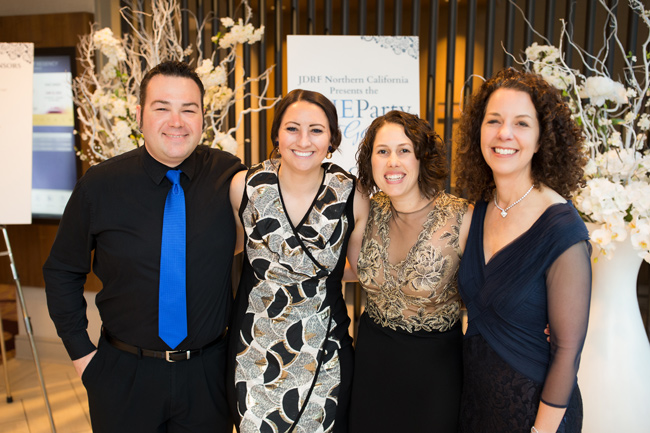 jdrf one party gala