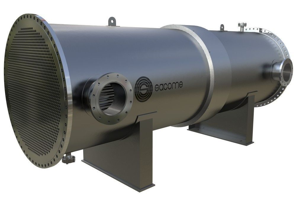 SACOME designs and manufactures heat exchangers following the recommendations of the TEMA code.