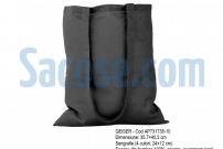sacose de panza - bumbac - geiser neagra