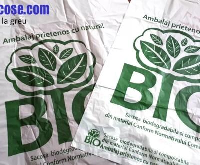 despre sacosele biodegradabile