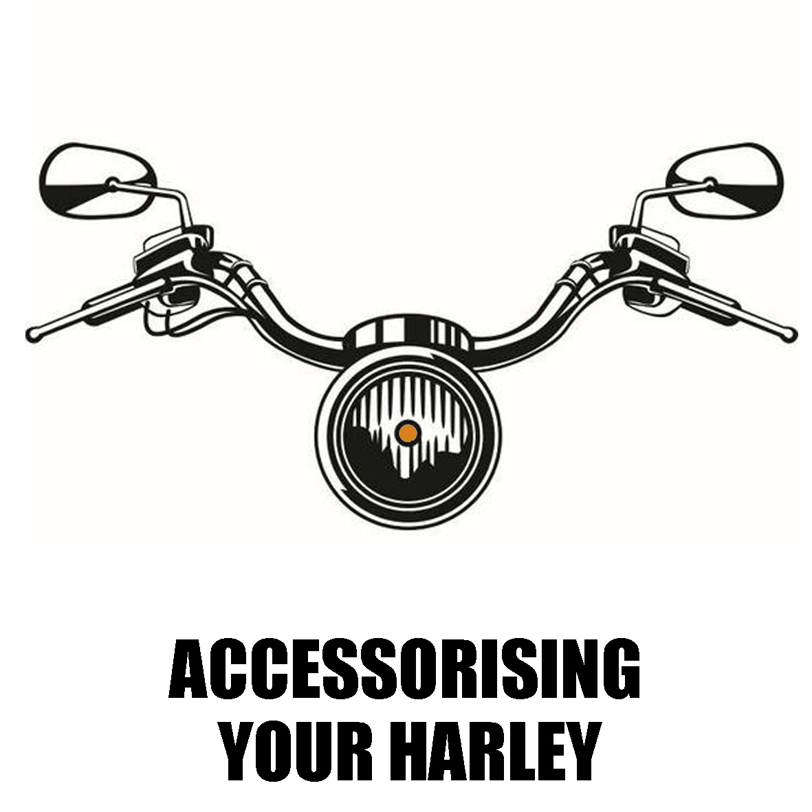 We stock Harley Davidson Accessories, Spares & Parts