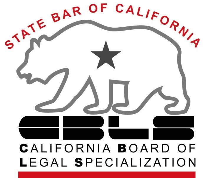 California Board of Legal Specialization Seal