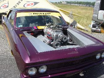 dragsters in bankruptcy