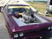 hidden dragster and why you never lie in bankruptcy