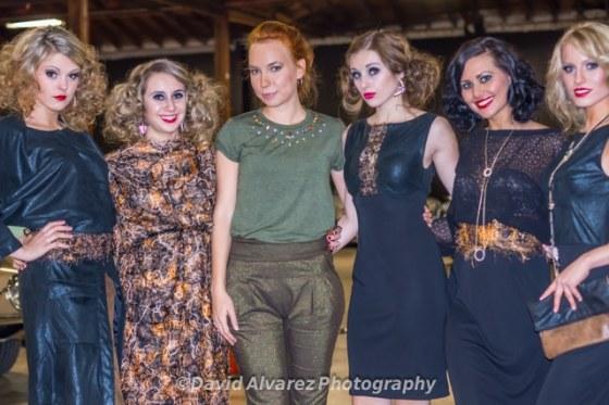 Anastasia Sergeevna Kryukova collection backstage