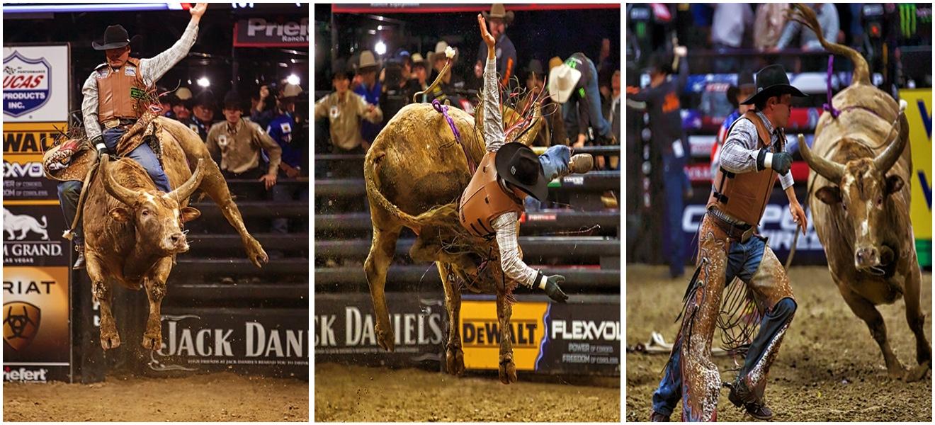 Pro Bull Riders Tour Lights up Weekend Crowd at Golden 1 (Photos) via @sacramentopress