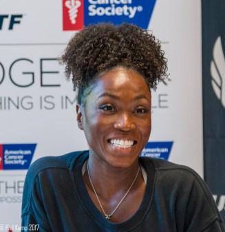 Tianna Bartoletta - Women's Long Jump/100m