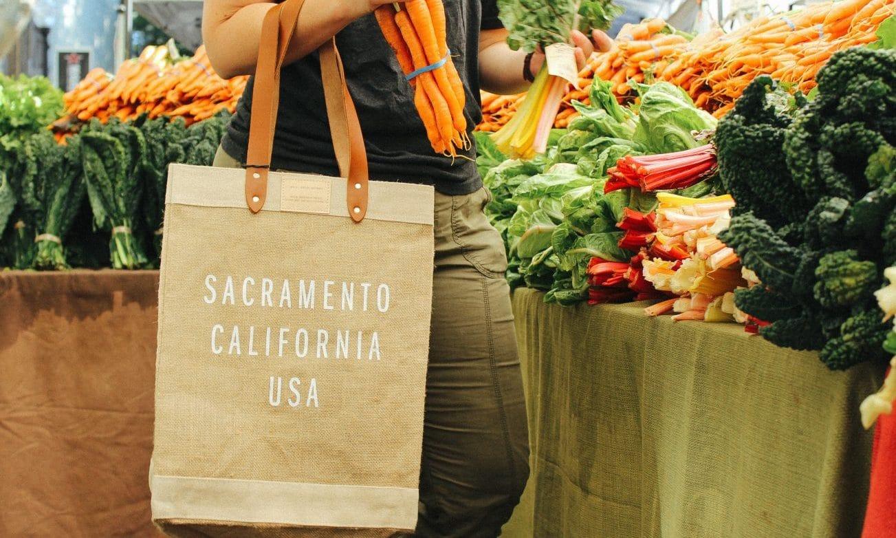 Midtown Farmers Market Celebrates September in Farm-to-Fork Style via @sacramentopress