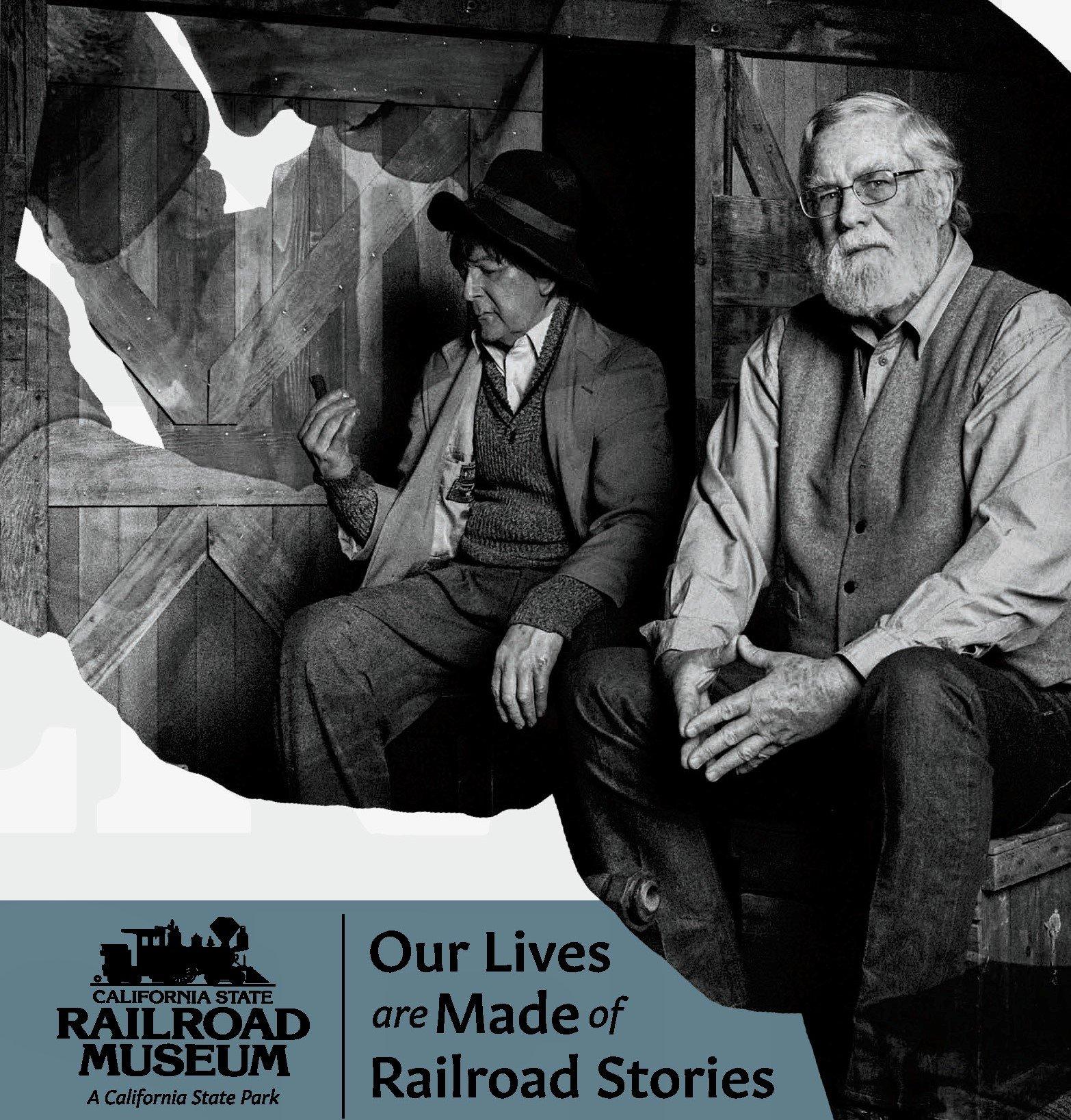 Railroad Museum Calls Out for Your Railroad Stories via @sacramentopress