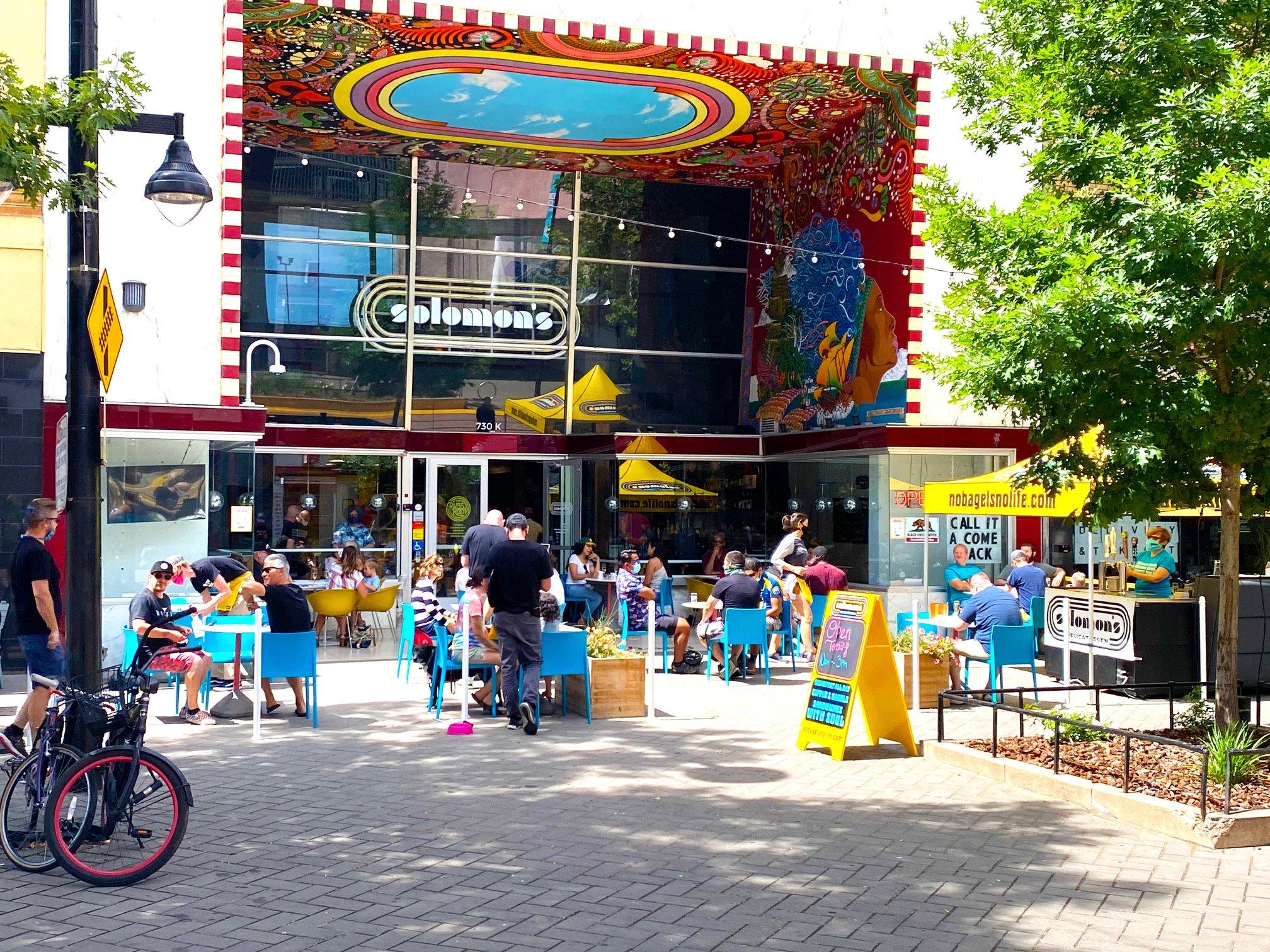 Downtown Sacramento Partnership Offers ReImagine Activation Micro-Grants to Inspire Artistic Ideas via @sacramentopress