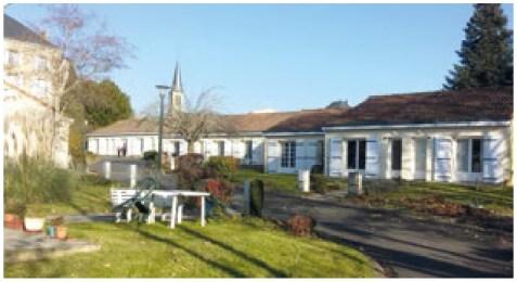 Village retraite à Cherveux et appartements relais à Niort   EHPAD Niort et Cherveux   Association du Sacré Coeur