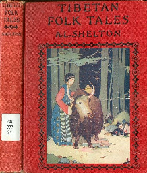 Tibetan Folk Tales - A.L. Shelton