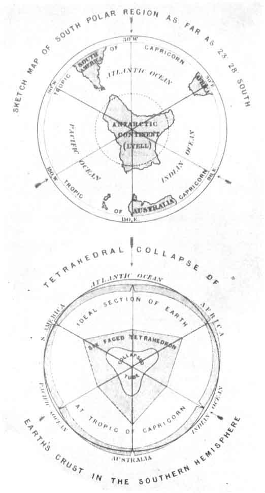 The Book of Earths: The Tetrahedral Earth