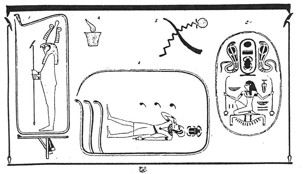 Hieroglyphics of Horapollo: Book II.: Appendix