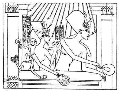Tutankhamen: Development of the Cult of Aten Under