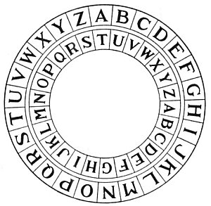 Secret Teachings of All Ages: The Cryptogram as a factor