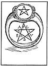 THE PYTHAGOREAN SIGNET RING.