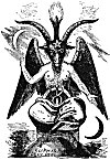 BAPHOMET, THE GOAT OF MENDES.