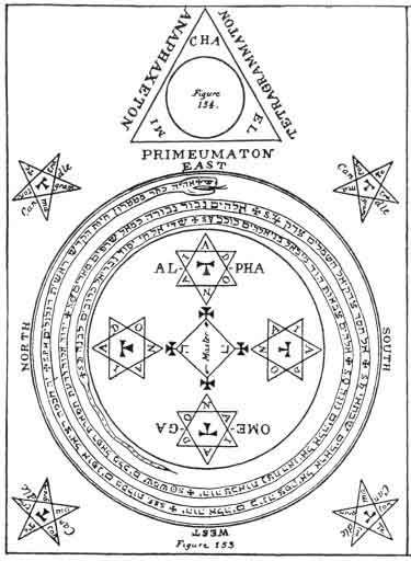 snake anatomy diagram kitchen sink plumbing diy the lesser key of solomon: goetia: magical triangle solomon