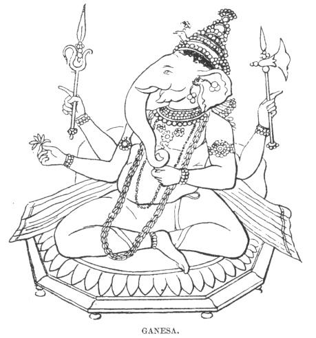 Hindu Mythology, Vedic and Puranic: Chapter VIII. Sons of