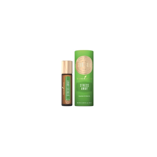 Young Living Stress Away Essential Oil Roll-On - 10 ml ...