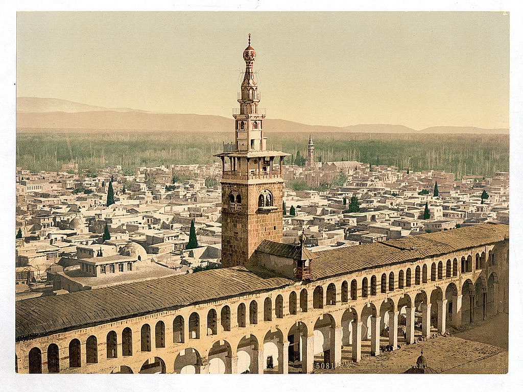 19th Century Damascus: In Photos | Sacred Footsteps