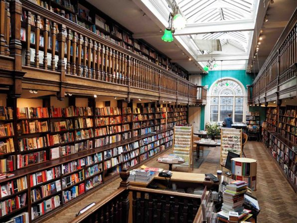 Daunt Books. Image: CC Ungry Young Man via Flickr