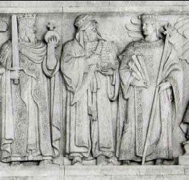 Prophet Muhammad, Supreme Court frieze