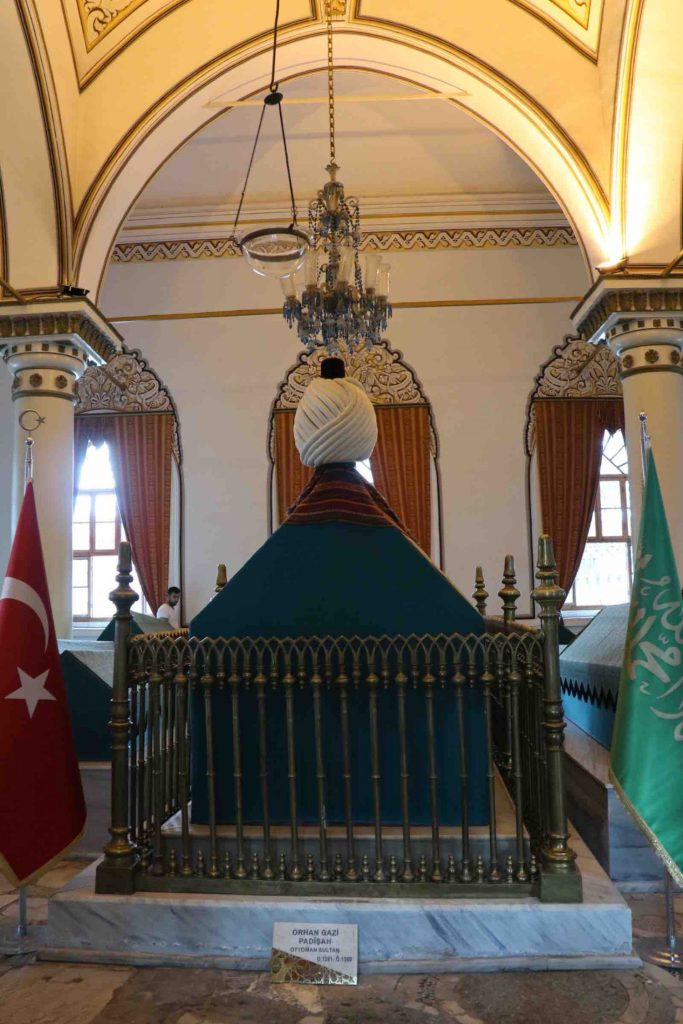 Tomb of Orhan