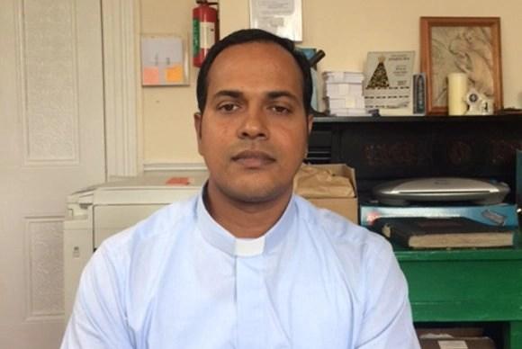 Fr. Pravin Dhason
