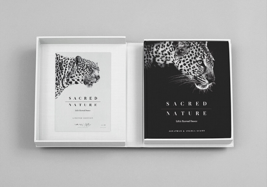 Sacred Nature limited edition