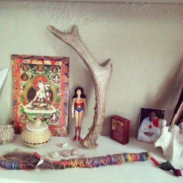 Wonder Woman / Amma Altar