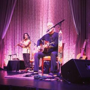 Concert Recap Deva Premal and Miten with Manose - Edmonton, AB