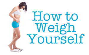How to Weigh Yourself by Timmie Wanechko