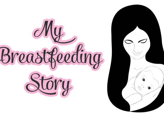 My Breastfeeding Story by Timmie Wanechko
