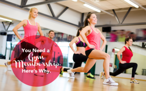 You Need a Gym Membership. Here's Why. - Timmie Wanechko Edmonton Reiki
