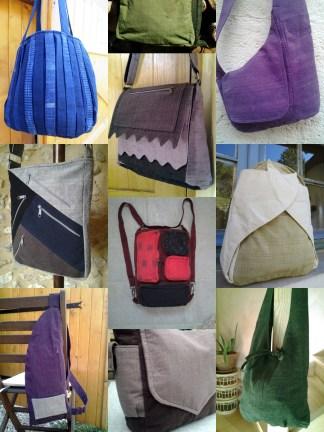 Tous les modèles de sac