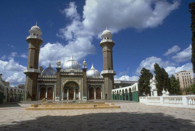 Mosque at Kenya