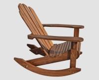 Adirondack Rocking Chair - Sadaya Guild