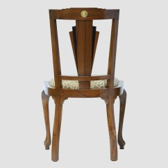 Art Deco Kitchen Chairs Parsons For Sale Dining Chair Sadaya Guild