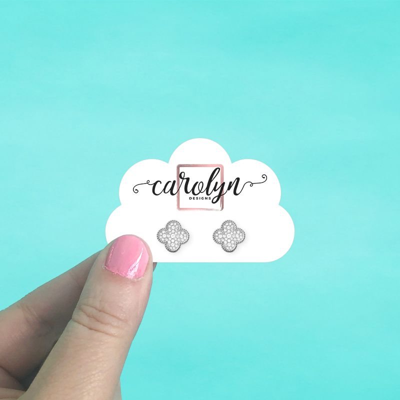 Cloud Jewelry Cards