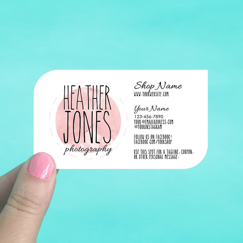 Leaf Business Cards