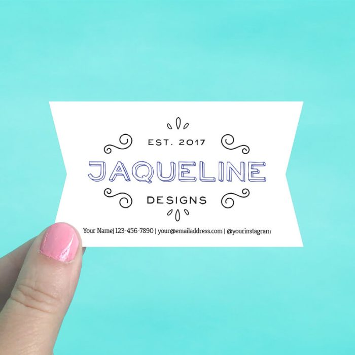 Pennant Business Cards