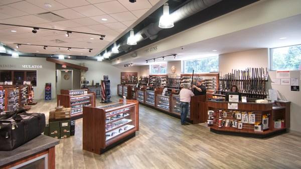 Gun & Archery Shooting Range Store Conroe
