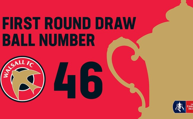 Emirates Fa Cup First Round Draw Information News