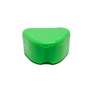 Denture Retainer Box 12 Pack Green